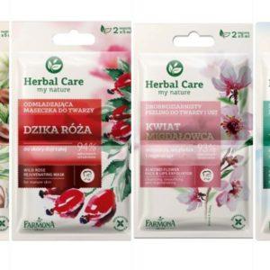 maseczki herbal care