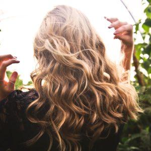 sekrety lśniących włosów