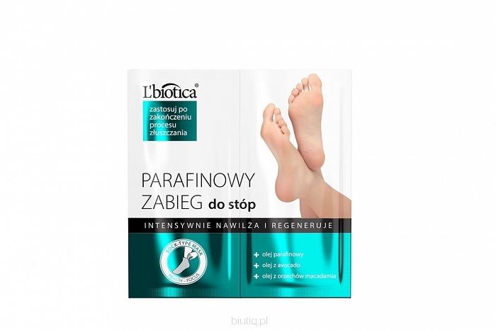 Parafinowy zabieg do stóp