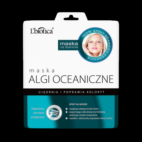 maseczka algi oceaniczne