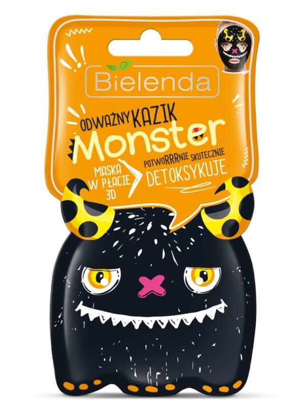 bielenda monster odważny kazik detoksuje