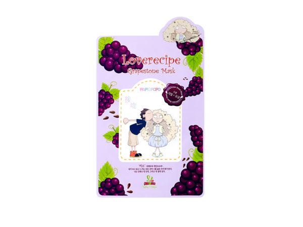 maseczka z winogron sally's box