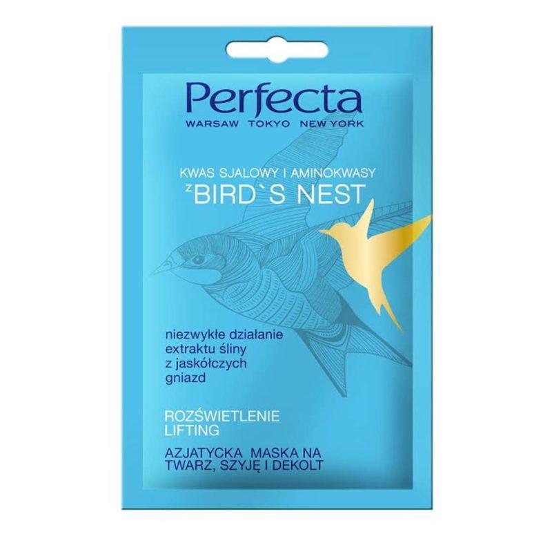 perfecta maseczka liftingująca bird's nest