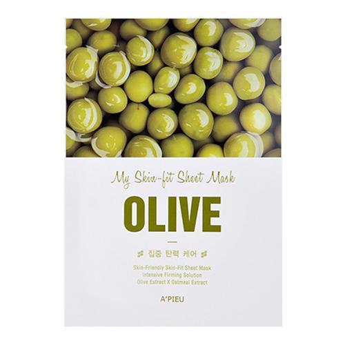 maseczka z ekstraktem z oliwek A'pieu olive sheet mask
