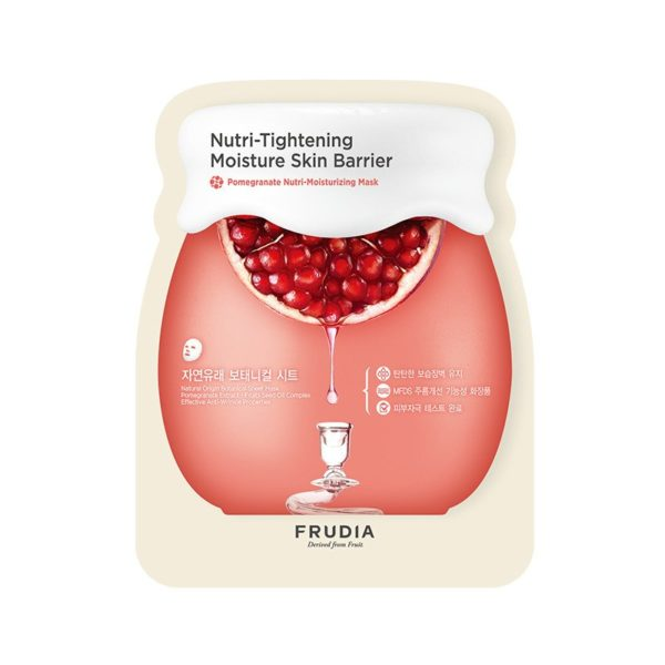 ekstrakt z granatu fruida nutri tightening mask pomegranate