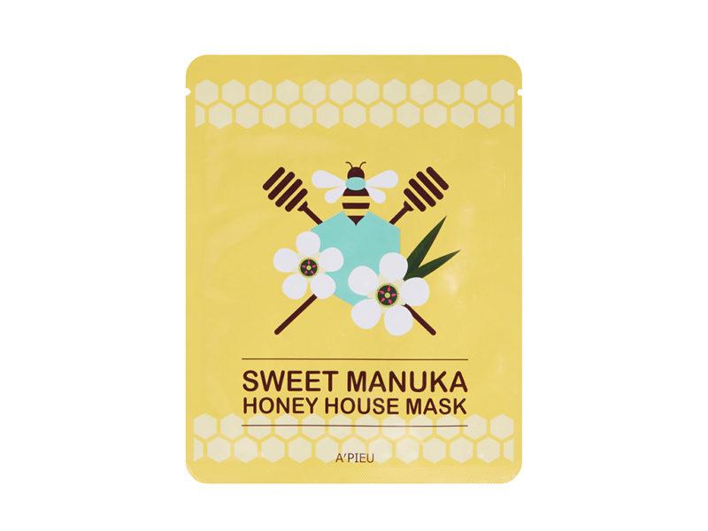 Maseczka z miodu manuka A'pieu sweet manuka honey house mask