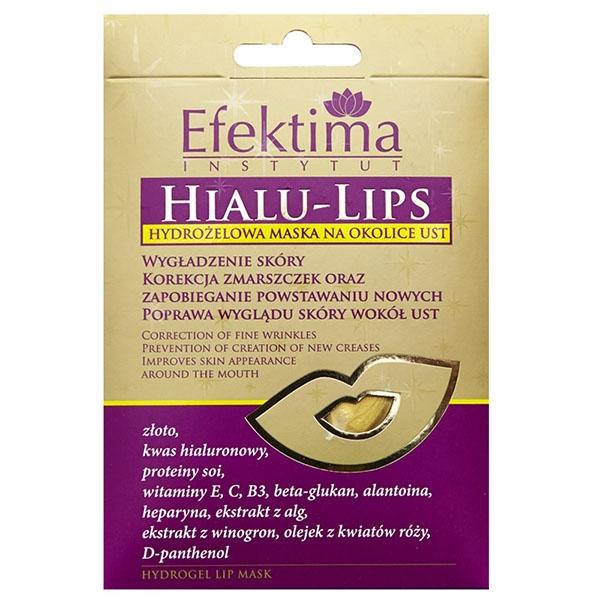 Hydrożelowa maska na usta hialu-lips