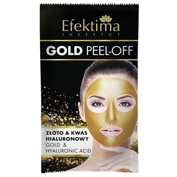 Maseczka Gold Peel-Off