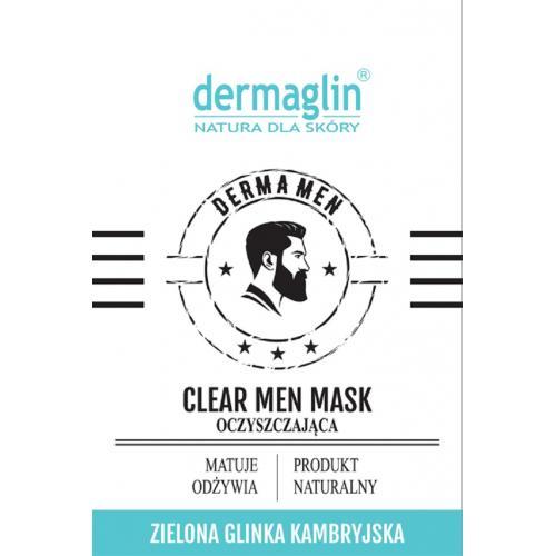 maska oczyszczająca dla mężczyzn