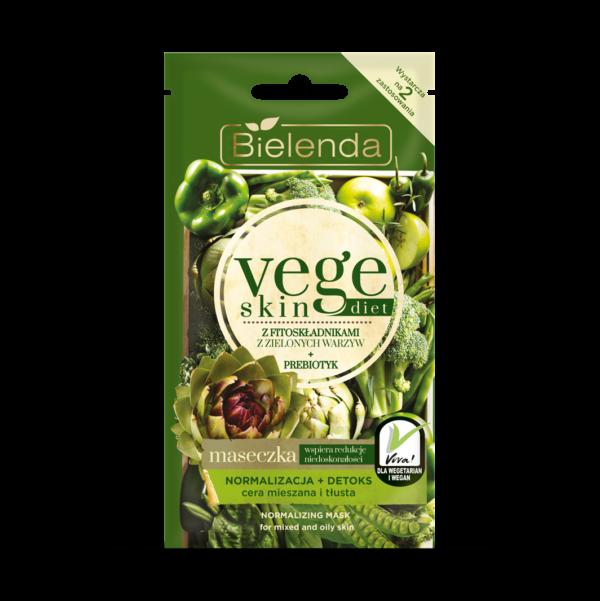 bielenda maseczka zielone warzywa