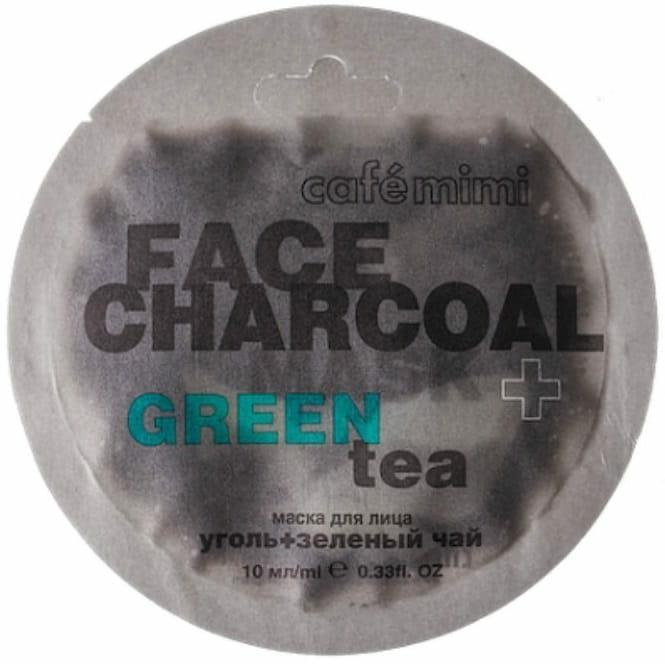 cafe mimi maseczka z zielona herbatą