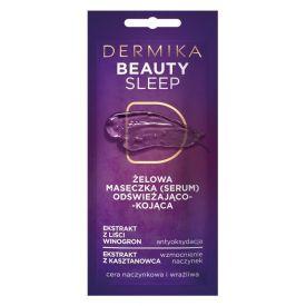 dermika maseczka beauty sleep